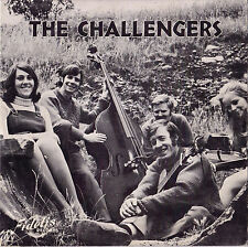 The CHALLENGERS EP Christian Folk