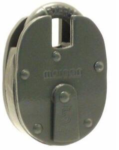 5 lever close shackle padlock