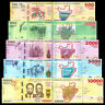 BURUNDI 2015 FULL SET 5 PCS 500-1000-2000-5000-10000 Francs p50 to p54 UNC-NEW