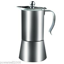 Stovetop Expresso Pots Thick Stainless Steel Latte Coffee Maker Percolator Pot