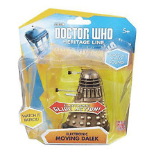 "Doctor Who Electronic moving Dalek 3.5"" Action Figure"