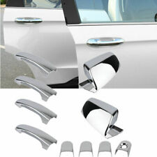 For 2010-2016  Chevy GMC Terrain Chrome ABS Car Door Handle Covers&Mirror Covers