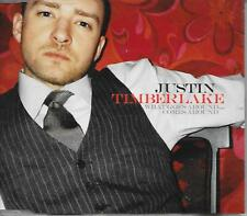 JUSTIN TIMBERLAKE - What goes around... comes around CD SINGLE 2TR EU 2007