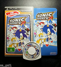 Sonic Rivals 2 (Sony PSP, 2007) - FREE POST