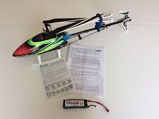RC Heli Hubschrauber T-Rex 450 L 6s Dominantor ALIGN (Robbe) nie geflogen
