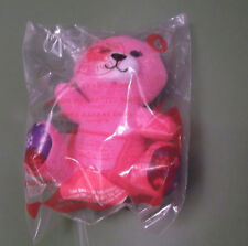 BUILD-A-BEAR MCDONALD'S 2015 Chilly Paws Teddy #6 Happy Meal Collectible NIP