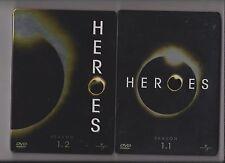 Heroes - Season 1.1 und 1.2 Steelbook