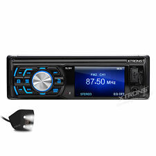 "3"" Single DIN Car Stereo With MP3 Playback and Front AUX & USB Inputs MP3 MP4"