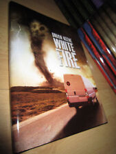Brian Keene WHITE FIRE 1st/HB SIGNED/LIMITED MINT Thunderstorm Books