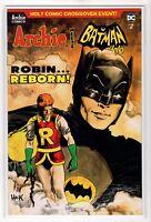 Archie Meets Batman '66 Issue #2 Cover D - DC/Archie Comics (8/15/18 1st Print)