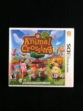 Animal Crossing : New Leaf (Nintendo 3DS) BRAND NEW