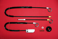WINDOW REGULATOR REPAIR KIT FREELANDER LANDROVER TAILGATE