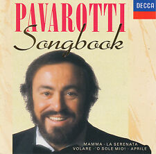 LUCIANO PAVAROTTI : SONGBOOK / CD (DECCA 433513-2)