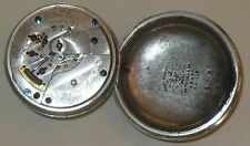 Out Movement 18 Size Working Antique 1887 Elgin Pocket Watch Swing