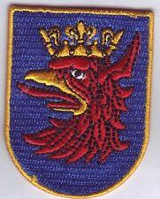 Stettin Stadtwappen  Patch ,Aufbügler,Aufnäher ,Szczecin,Polen,Polska