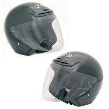 Casque casco helmet Jet TORX JACK 2 NOIR M 57 58  homologué