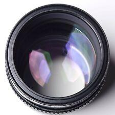 Nikon NIKKOR 105mm 1:1.8 Ai-S
