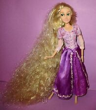 Disney Store Rapunzel Tangled First Edition 1st Ed Blonde Tinsel Barbie Sized