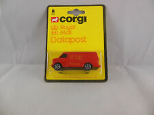 "Scarce 1981 Corgi Juniors GM Van ""Chevy"" Royal Mail Parcels Datapost Chevrolet"