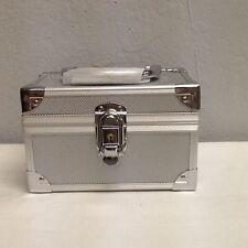Aluminum Makeup Hard Train Storage Carrying Box Cosmetic Case -New!