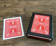 Vanishing Deck of Bicycle Cards / Magic Vanishing Pack of Cards / Close up Magic