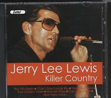 Jerry Lee Lewis - Killer Country CD/