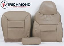 2000 Ford Excursion Limited 7.3L Diesel-Complete Driver Side LEATHER Seat Covers