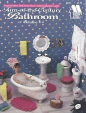 Vintage Fashion Doll Barbie Bathroom Furniture Fixtures Patterns Annie's Attic