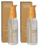 Estel Professional CUREX BRILLIANCE Liquid Silk * 100 ml-choice-