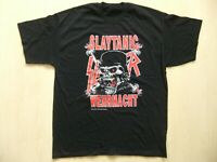T-Shirt - Slayer - Slaytanic - Wehrmacht - Gr.XL - Megadeth - Metallica - 90´s