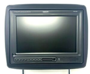 "Concept THS900B 9"" Widescreen Headrest Monitor- Black"