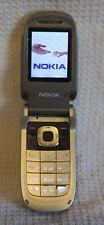 Nokia 2760 Flip Mobile Phone (O2) Good Condition