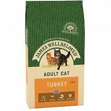 JAMES WELLBELOVED Adult Cat Turkey & Rice - 1.5kg - 431524