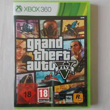 XBOX 360 - Microsoft ► Grand Theft Auto V ◄ USK 18