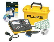 Fluke 6500-2 DE Gerätetester Kit Tester Scanner DMS Software Scanner Barcode