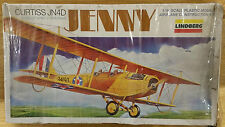 Jenny Curtiss JN4D Lindberg 1/48 kit modelo de avión Retro #103R