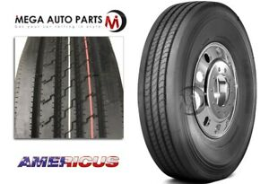 1 Americus AP2000 225/70R19.5 128/126M G/14 Commercial Steer/All Position Tires