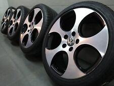 18 Zoll Sommerräder original VW Golf V 5 VI 6 VII GTI Detroit Felgen 1K0601025BA