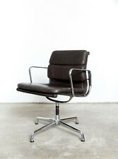 Charles & Ray Eames Softpad Office Chair EA 208 for Vitra/Herman Miller