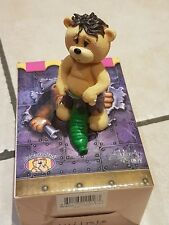 Bad Taste Bears Incredible Bruce 11cm Brand New- NEMESIS NOW