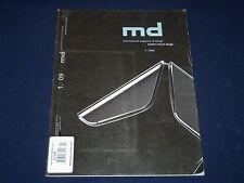 2009 MD INTERNATIONAL MAGAZINE OF DESIGN - INTERIOR - PRINTED IN ENGLAND- D 2610