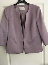 Ladies Lilac Jaques Vert Jacket Size 18