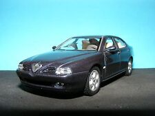 Alfa Romeo 166 in Met grey for age 3 and up Solido 1:43 SCALE in fancy box