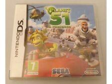 DS PLANET 51 IL VIDEOGIOCO SEGA ITA NINTENDO 3DS NDS
