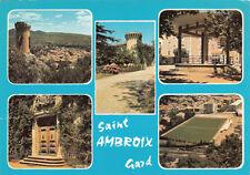 SAINT-AMBROIX multivues timbrée 1982