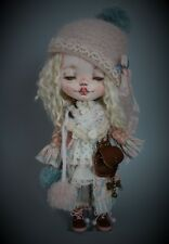Custom Blythe Doll Miss Dolce OOAK por heliantas