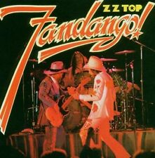 *NEW* CD Album - ZZ Top - Fandango   (Mini LP Style Card Case)