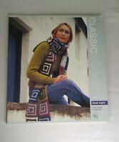 Rowan Classic Weekend Book 8 Knitting Pattern Collection Cashsoft Aran