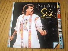 """LIONEL RICHIE - SELA     7"""" VINYL PS"""