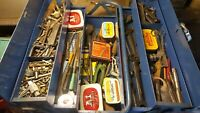 Tool Box Vintage Classic Motor Cycle Large Lot